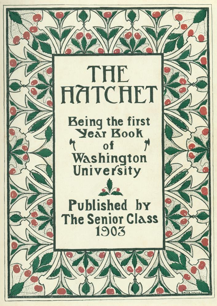 1903 Hatchet