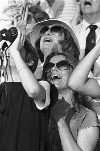 Actress Jane Fonda, AP Images, 6/18/83