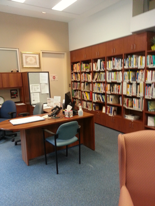 Photo of Wellness Library