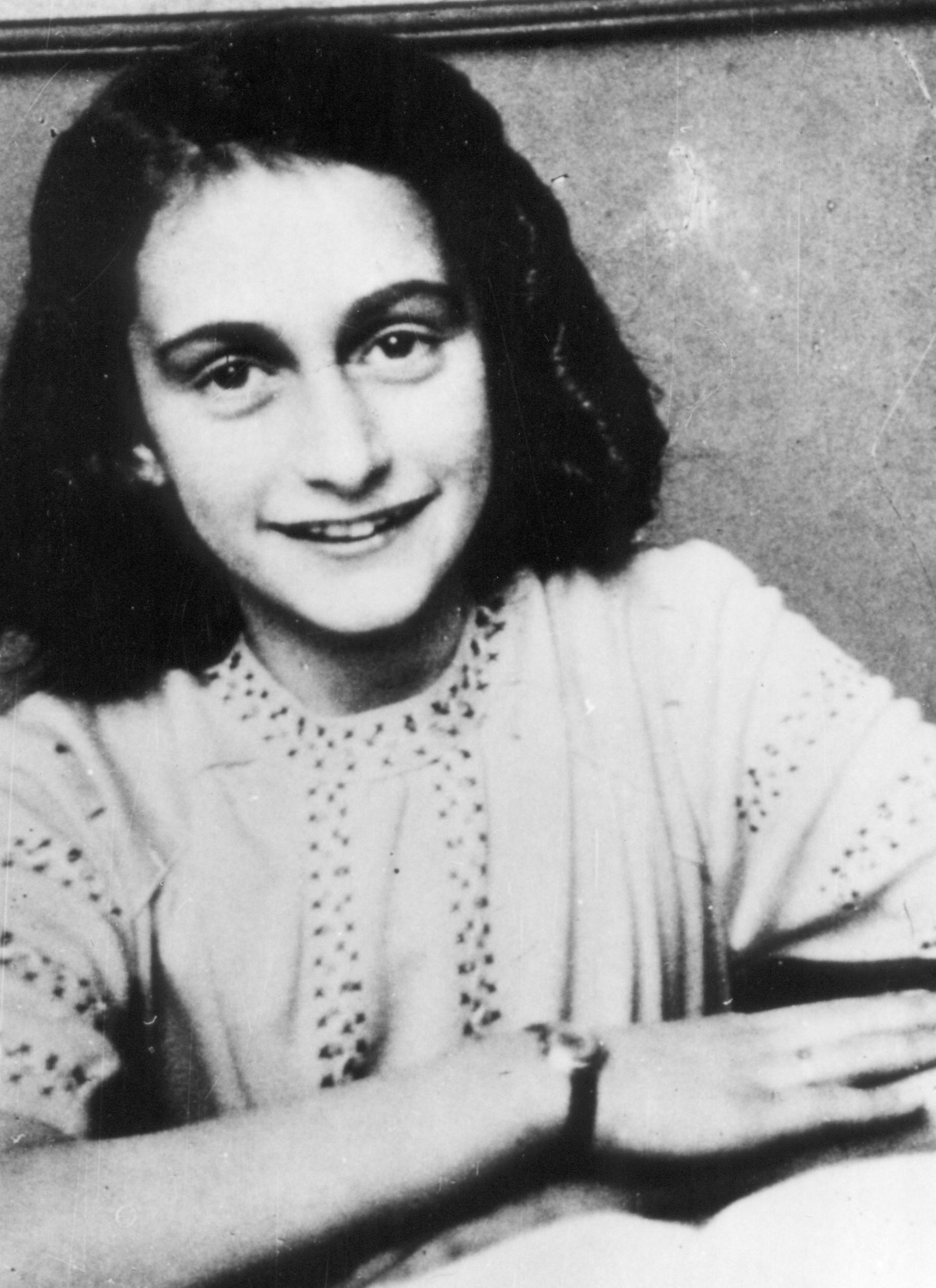 Anne Frank ©AFF/AFH – Basel/Amsterdam