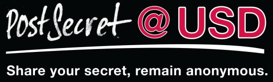 PostSecret@USD