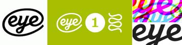 Eye magazine logo