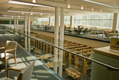 University of Washington School of Law, Gallagher Law Library