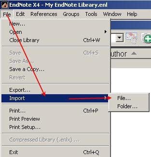 Importing 1 pdf file