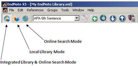 Search Modes