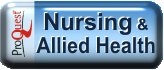 Link to the ProQuest Nursing and Allied Health database