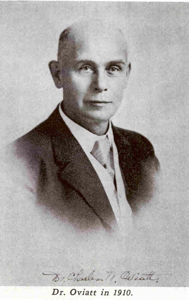 Dr Oviatt