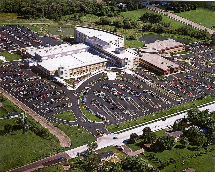 Mercy Medical Center, Oshkosh WI, 2000