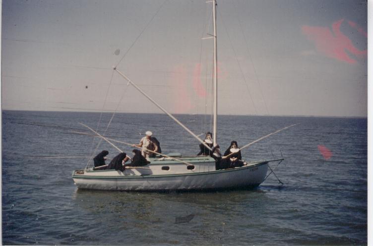 Nuns Fishing 2