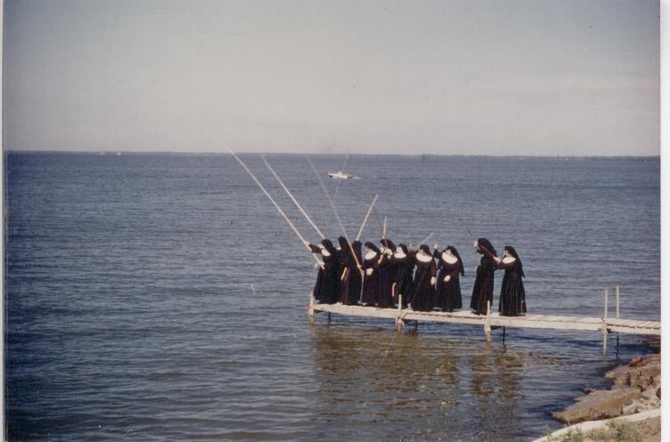 Nuns Fishing 3