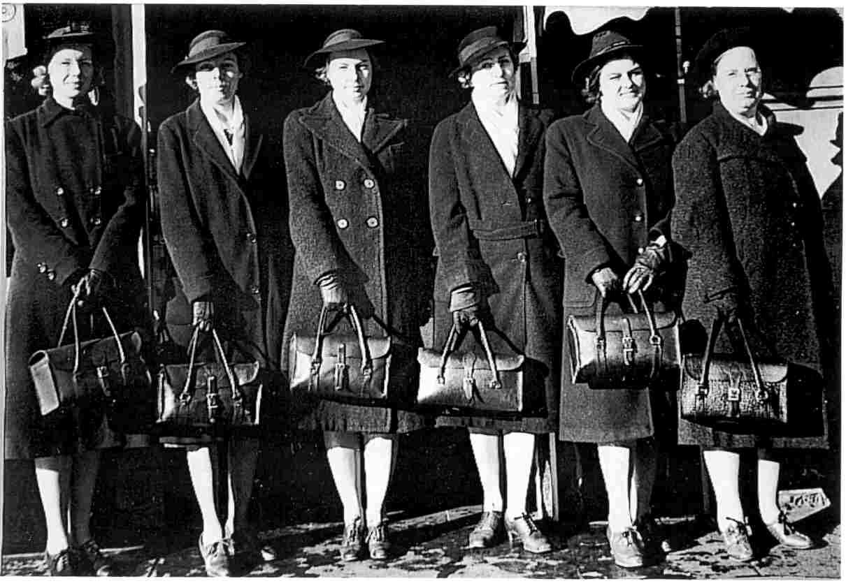 Nurses 1939