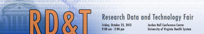 Data tech fair banner
