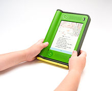 Image of child's electronic reader
