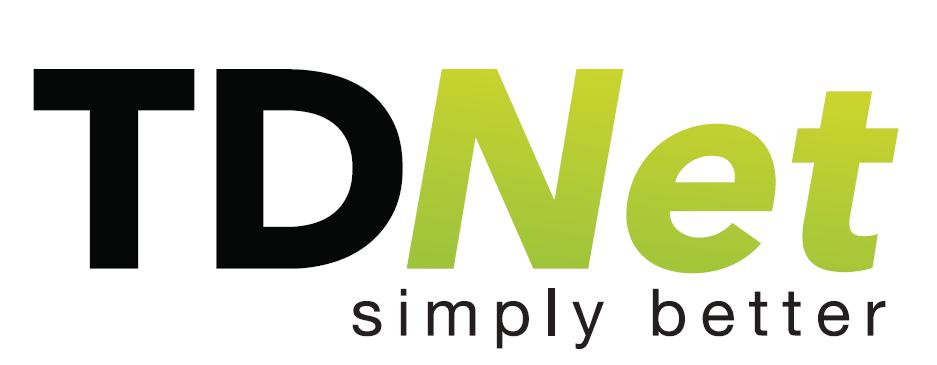 TDNet: Simply Better logo