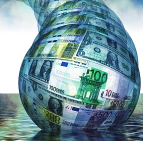 Euro dollar ball