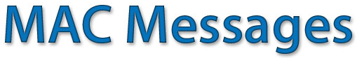 MAC Message logo