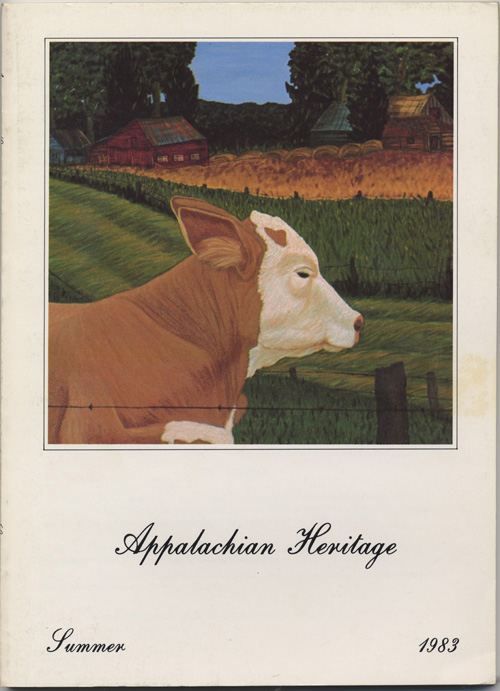Summer, 1983 cover