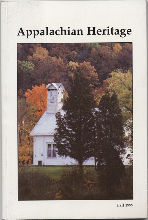 Fall, 1999 cover