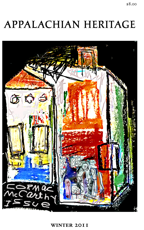 Winter, 2011 cover.