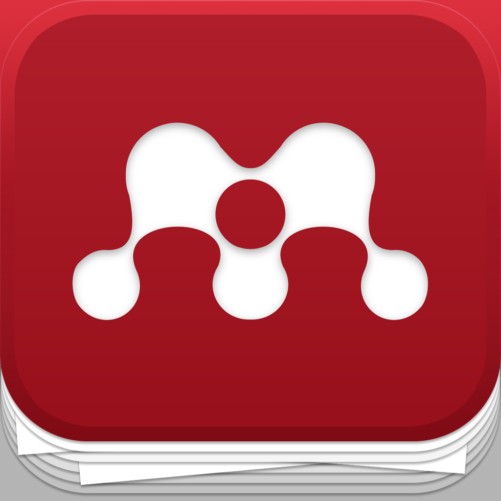 Mendeley logo for app