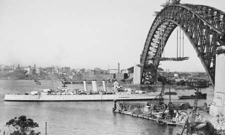 public domain image of bridge