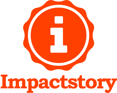 Logo of Impactstory