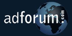 Adforum database
