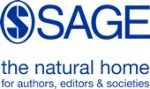Sage The Natural Home for Authors, Editors & Societies
