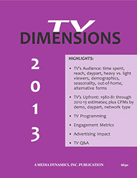 TV Dimensions cover