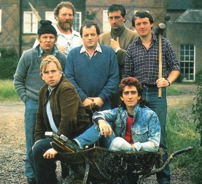 TV Shows We Used To Watch - British TV show - Auf Wiedersehen, Pet by brizzle born and bred via Flickr