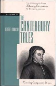 Canterbury Tales book cover