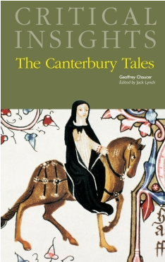 Critical Insights: The Canterbury Tales book cover