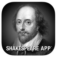Shakespeare app image