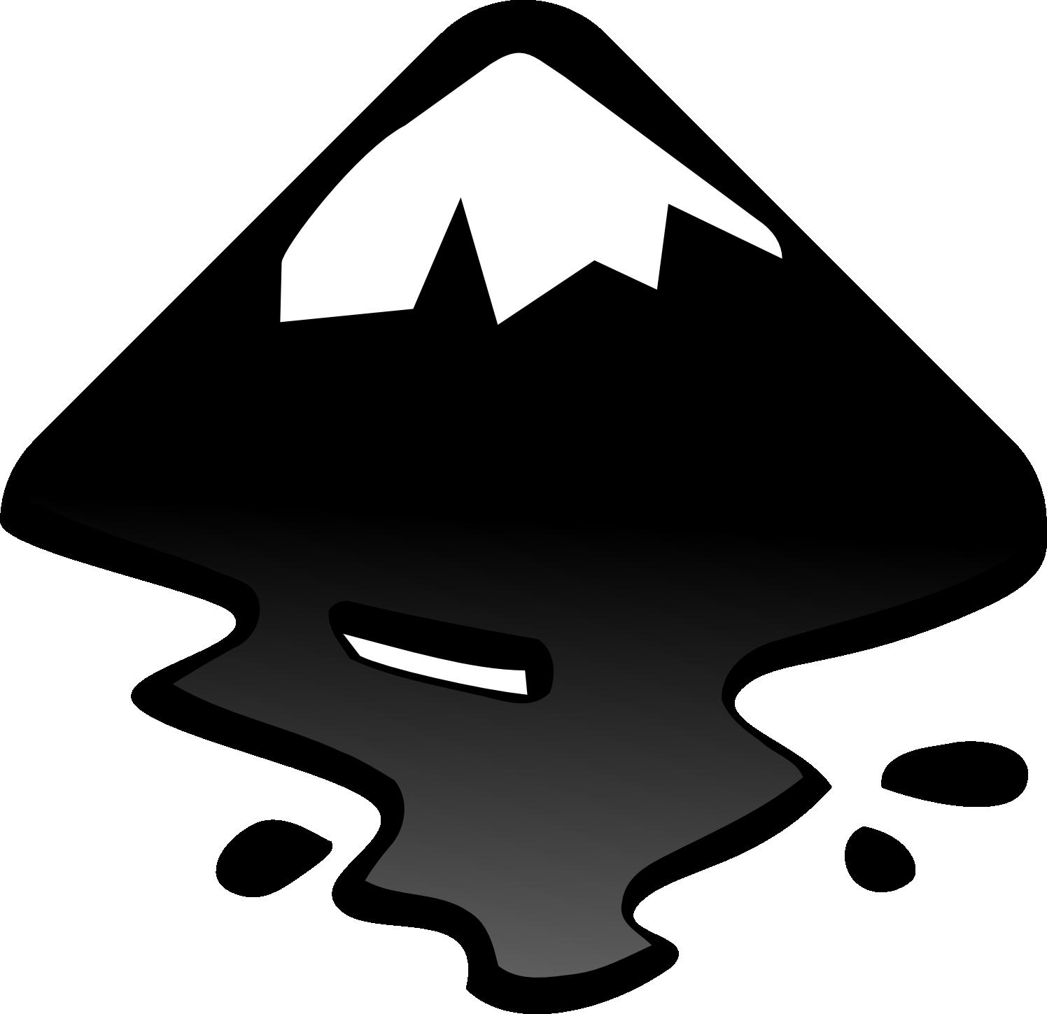 Ink scape logo