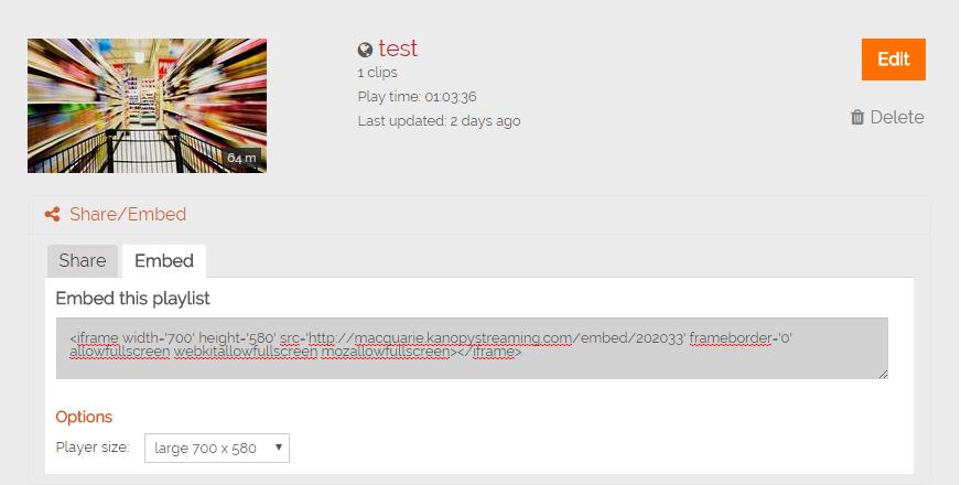 kanopy embed code screenshot