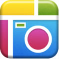 Pic collage app logo
