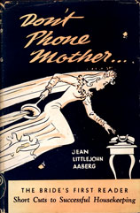 Image of the publication, Don't Phone Mother