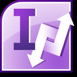 Microsoft Infopath Icon