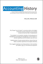academic journal cover