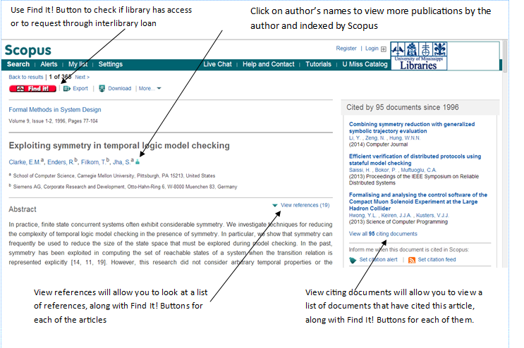 Illustration for Scopus search results