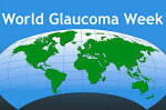 World glaucoma week logo