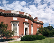 Houghton Library building