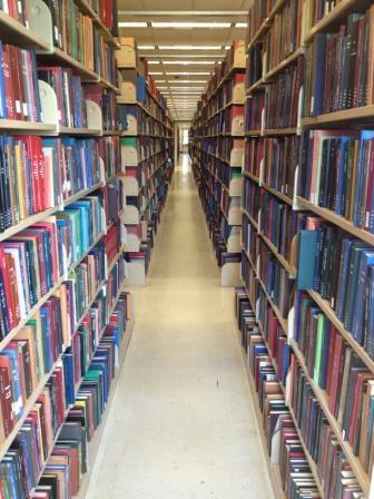 Main Library stacks