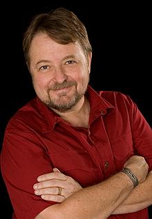 photo of author, Luis Alberto Urrea