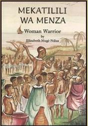 Mekatilili Wa Menza book cover