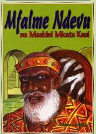 Mfalme Ndevu ebook book cover