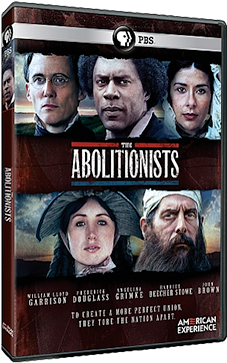 Abolitionists DVD cover