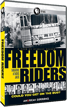 Freedom Riders DVD cover