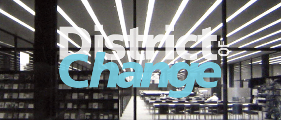 District of Change Logo