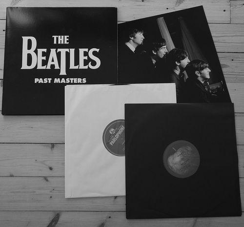 Beatles Album Cover